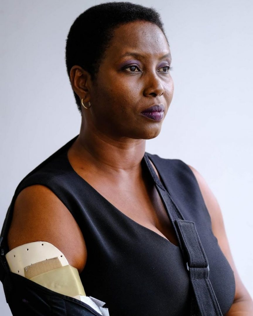 """""""They taught I was dead"""" - Martine Moise, wife of slain Haitian President opens up"""