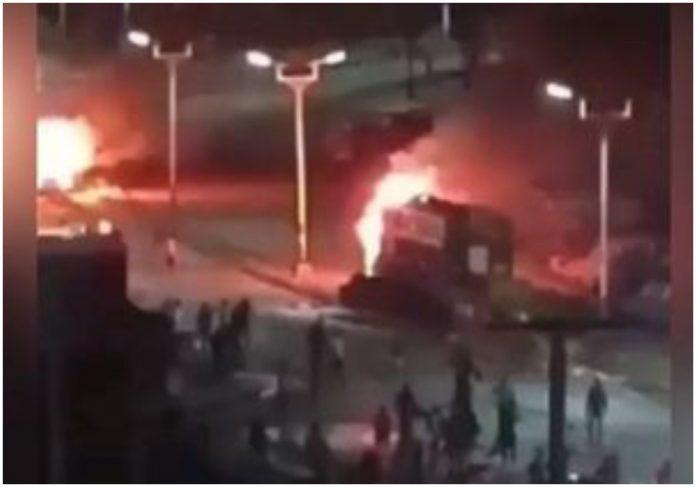 BREAKING: Unrest reported at Gada Biu, Jos, Plateau State (Video)