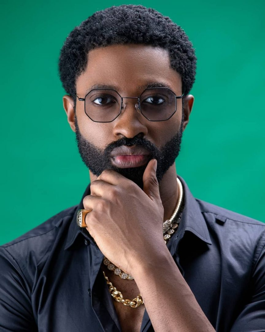 Singer Ric Hassani splashes millions of naira to get himself a Porsche car (Video)