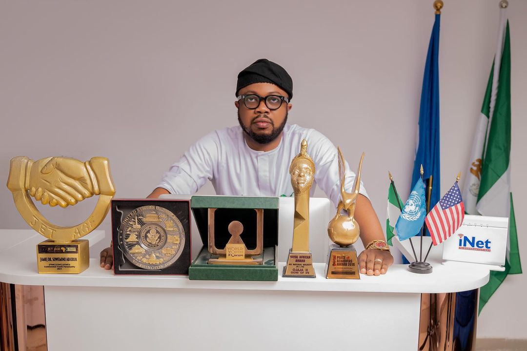 Sowemimo Abiodun: Facts about the Commander in Chief of the Digital Revolution