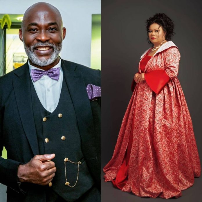 37-years acting together, I'm yet to kiss you, RMD tells Sola Sobowale