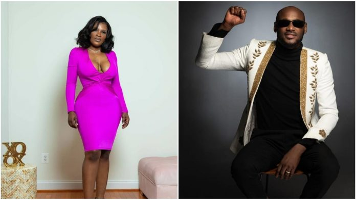 2Face Idibia allegedly expecting fourth child with Pero Adeniyi, his baby mama