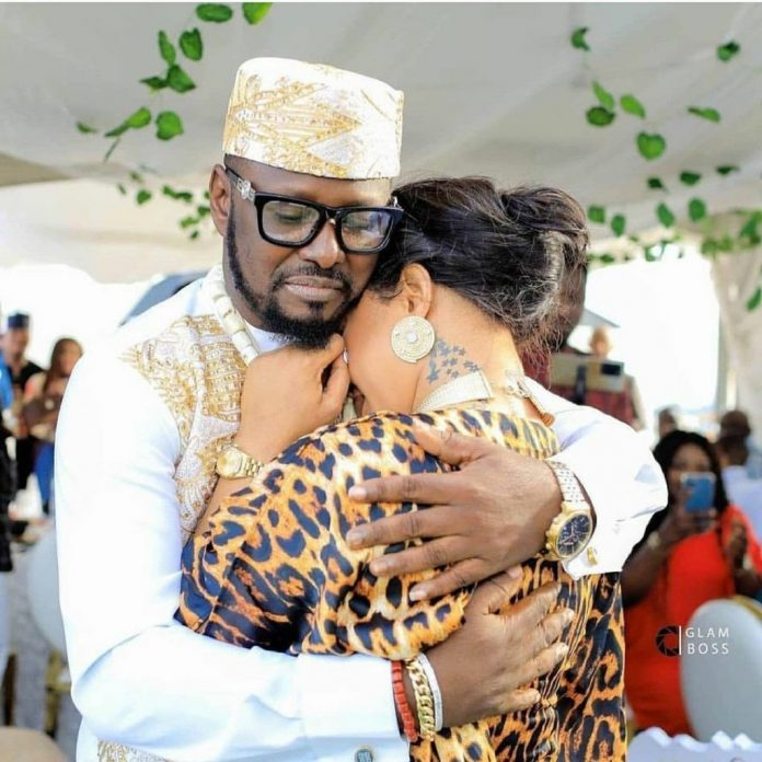 Tonto Dikeh reacts amid alleged separation with lover, says the devil is really at work