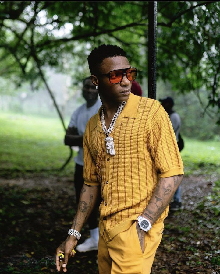 Star Boy: Wizkid sells out his third Day O2 arena Concert (Screenshot)