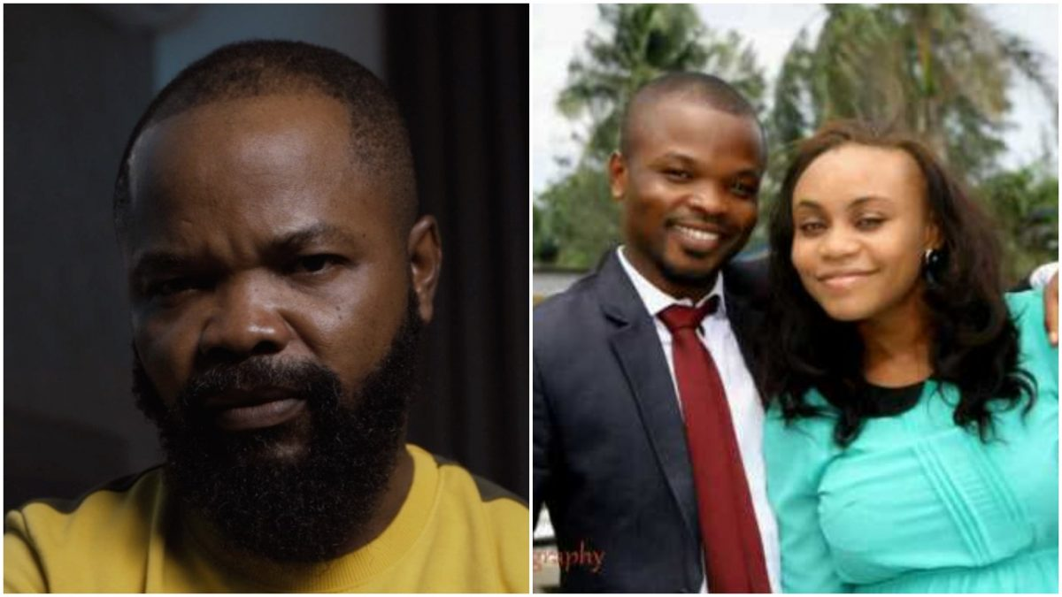 """He beat me up after my cesarean operation"""" - OAP Nedu's ex-wife, Uzo, calls media personality"""