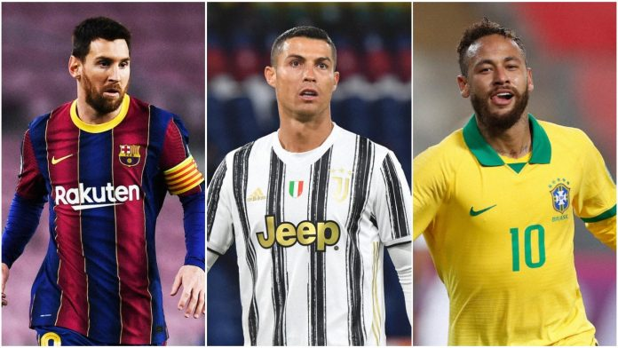 Lionel Messi Tops Ronaldo on Forbes List of highest paid Athletes for the Second Consecutive Year