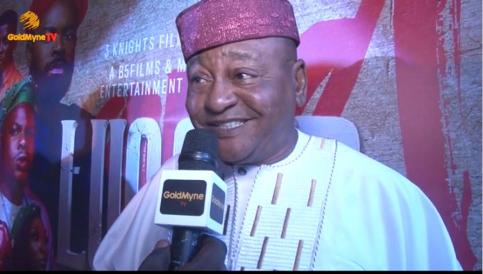 Baba Ijesha case: TAMPAN isn't a regulatory body, says Jide Kosoko (video)
