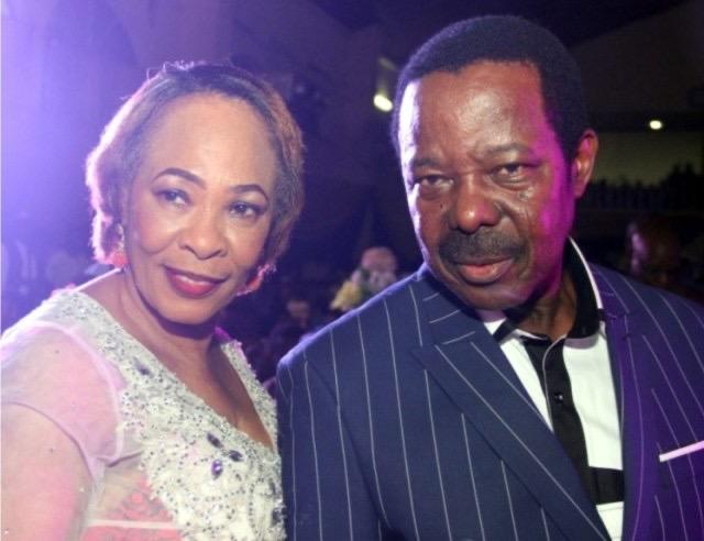 BREAKING: Legendary singer, King Sunny Ade losses wife, Hon. Risikat Adejoke