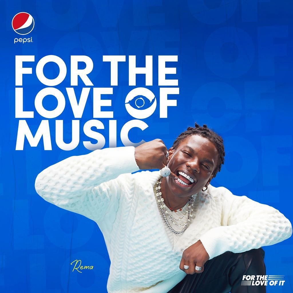 Singer, Rema and Ayra Starr announced as the new ambassador for Pepsi (Video)