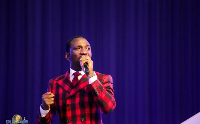 Pastor Paul Enenche tells comedians to stop fabricating lies to make people laugh (Video)