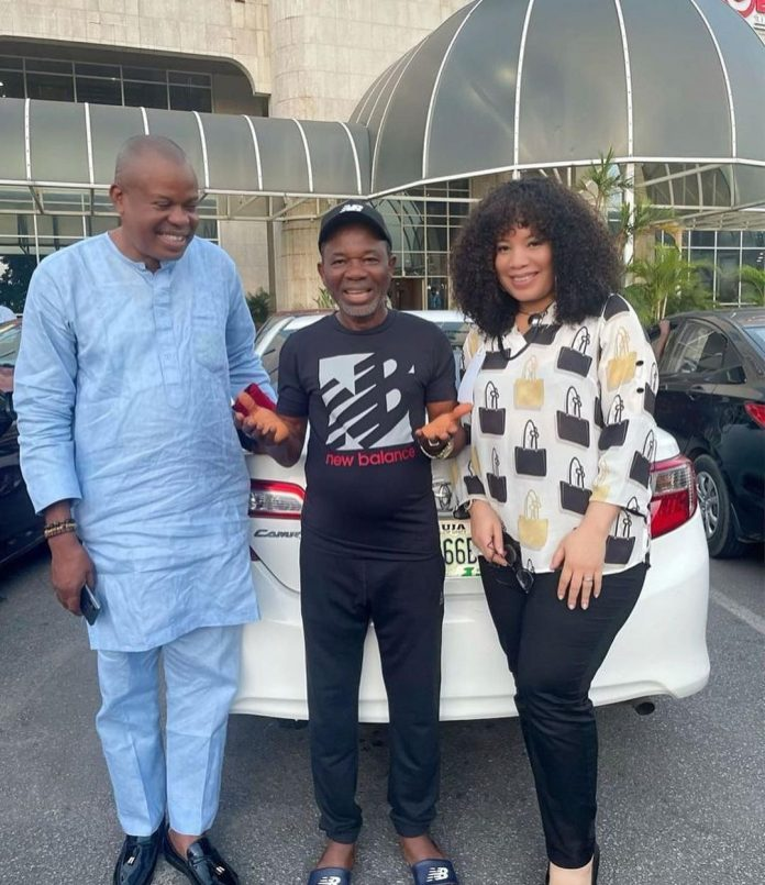 Freedom at last, as AGN secures Chiwetalu Agu's release from DSS custody