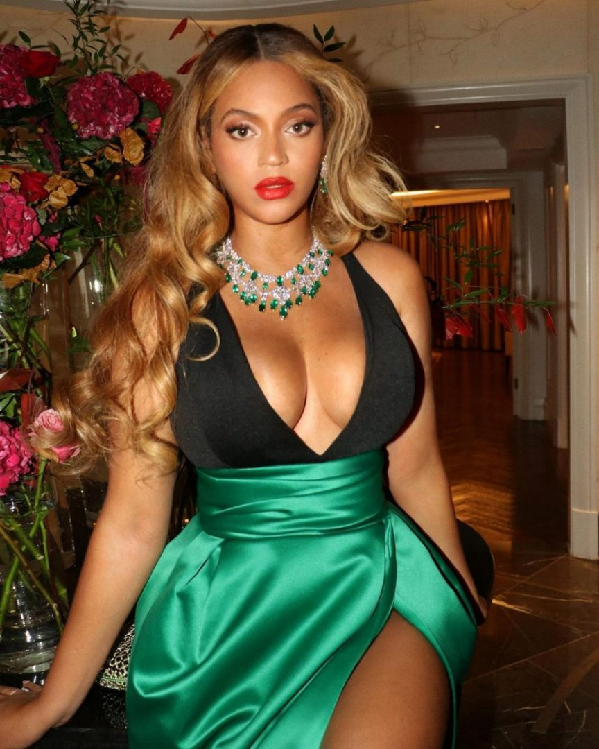 Beyonce dish out stunning fashion goals as she steps out in adorable two-piece outfit (Photos)