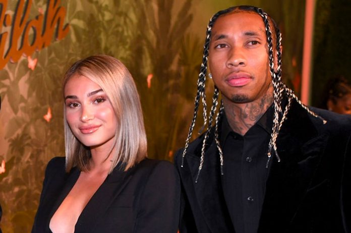 DOMESTIC VIOLENCE: American Rapper Tyga arrested on domestic violence charges after his ex-girlfriend Camaryn Swanson posted picture of bruised eye