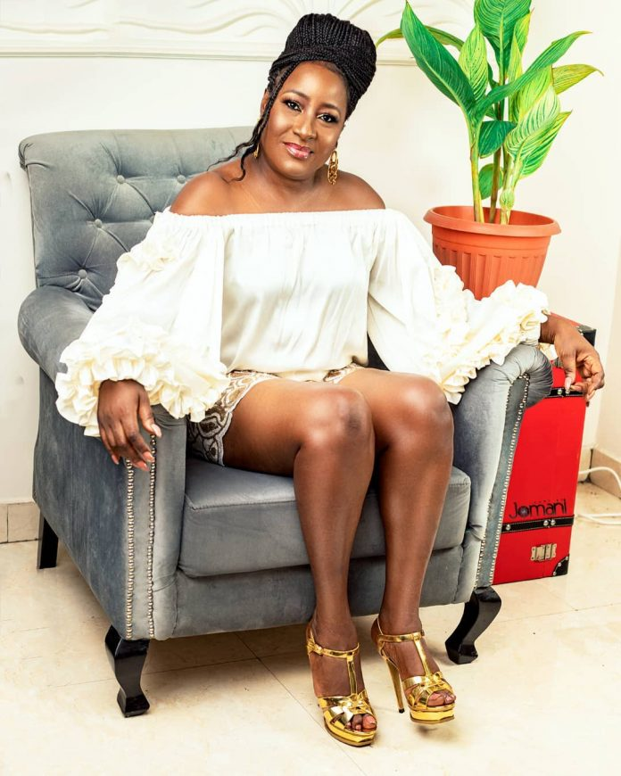 I have no affiliation with Kachi Beauty Product- Veteran actress, Ireti Doyle releases a public disclaimer on her daughter following accusations of scam (photo)