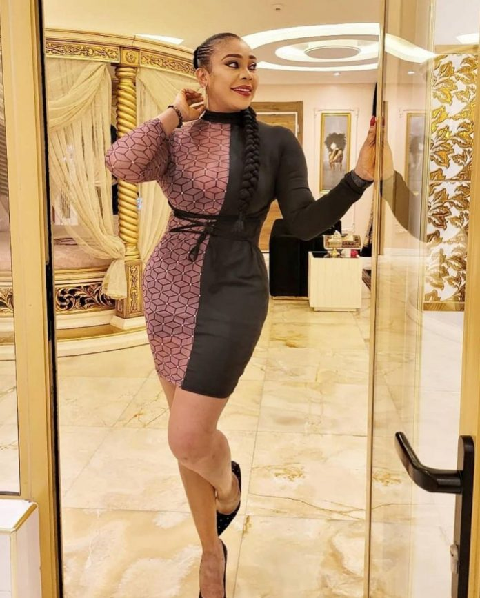 Interior designer, Ehi ogbebor has taken to her instagram page to clap back at haters , as she says she will always be God's special daughter (photo)