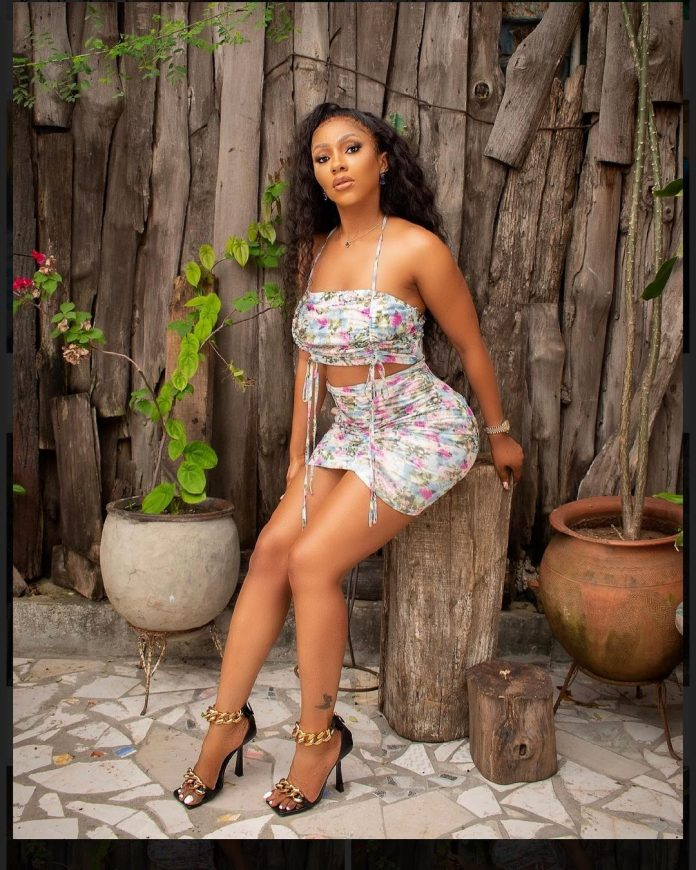 Reality tv star Mercy eke in shock after losing over three million naira (video)