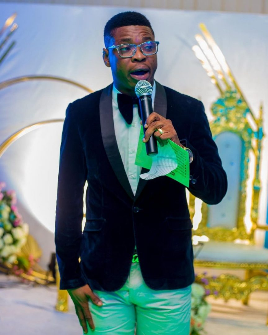 """""""I lost a baby and still performed at an event"""" - Comedian Woli Agba recount as he welcome a new child"""